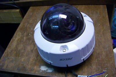 Pelco IS50-DWSV8S Color Dome Day/Night WDR dome camera ~ parts repair
