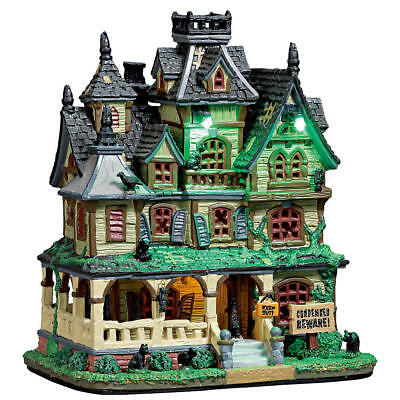 Lemax Spooky Town Collection Halloween Village Building Haunted Mansion NEW