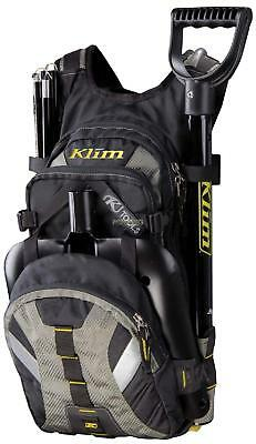 KLIM Nac Pak - Updated Logo -Black