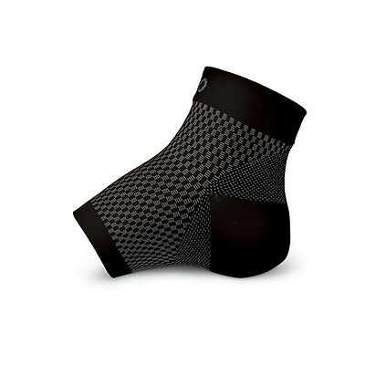 Darco DCS Plantar Fasciitis Sleeve, Supportive Arch Compression , DCS-PF BLACK