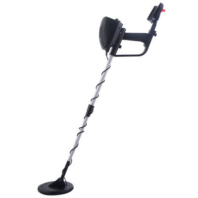 Waterproof Metal Detector Deep Sensitive Search Gold Digger Hunter 6.5 inch K6X2