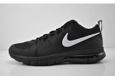 NIKE AIR MAX TR180 TB Running Shoes Black White 723991 010