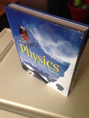 Ise physics by paul e tippens book 2006 1000 picclick uk physics 7th edition tippens paul e 9780073012674 fandeluxe Gallery