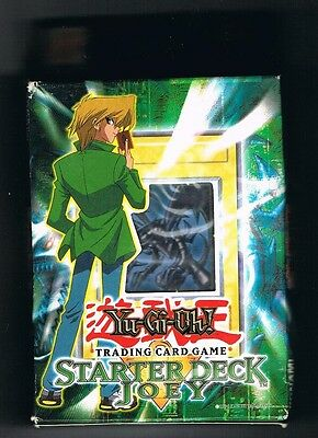 Yugioh Starter Deck Joey Us And Canada English Edition