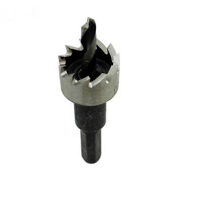 22mm High Quality HSS Drill Bit Hole Saw Set Stainless Steel Metal Alloy