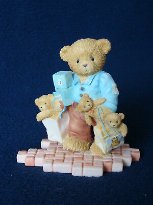 "Cherished Teddies - Allen - ""The Perfect Man"" - Limited Edition - 114166 - 2003"