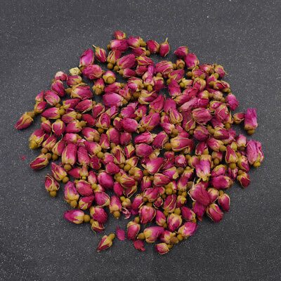 500g Dried Rose Natural Fragrance Love Rose Petals Spa Whitening Decoration