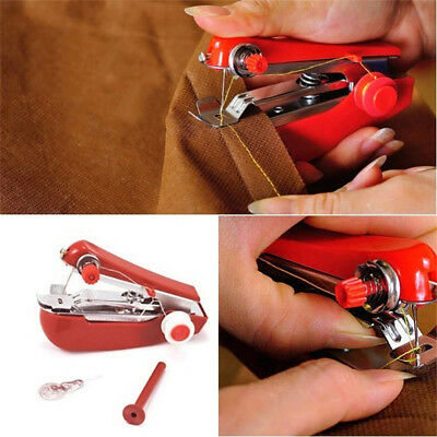 Multi-Functional Home Travel Use Portable Mini Hand-held Sewing Machine
