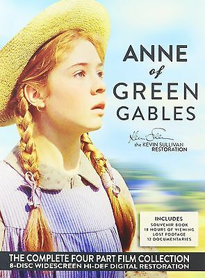 Anne Of Green Gables Comp 4-Part Film Co