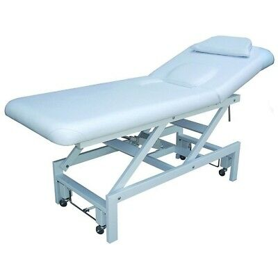 2 Motor Electric Beauty Facial Massage Tattoo Waxing Facial Cosmetic White Bed
