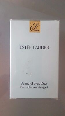 ESTEE LAUDER  Beautiful Eyes Duo Double Wear