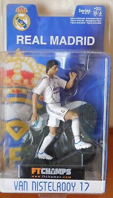 VAN NISTELROOY 17 Action Figures REAL MADRID Stars Football 15 cm NEW