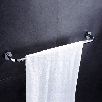 Durable Bathroom Access Solid Brass Wall Mounted Toilet Paper Holder One Roll UK