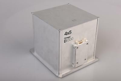 Omega 4x5 Mixing Box for D5500 Enlarger