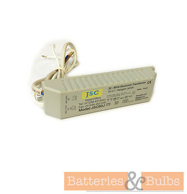 Low Voltage Dimmable Lighting Transformer 12v Electronic 20 - 60va