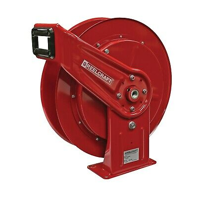 "REELCRAFT 7400 OHP 1/4"" x 50ft. 5000 psi  for Grease service  - no Hose"