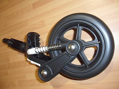 Genuine Bugaboo Cameleon1 & 2 and Frog Carry Front Wheel with Suspension NEW