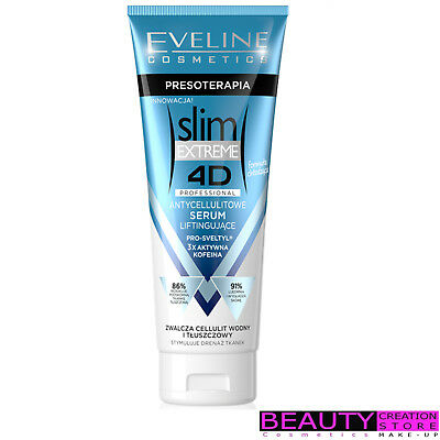 EVELINE Slim Extreme 4D Pressotheraphy Anti-Cellulite Body Lifting Serum EV135