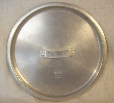 "Restaurant Supplies ALUMINUM STOCK POT LID Fits Stock Pots with 13.75"" opening"