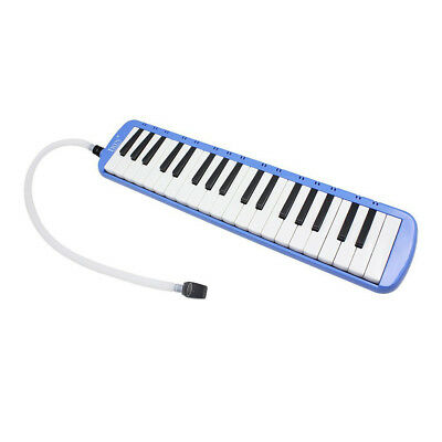 IRIN 1set 37 Piano Keys Instrument with Carrying Bag for Students Kids Blue P9D2