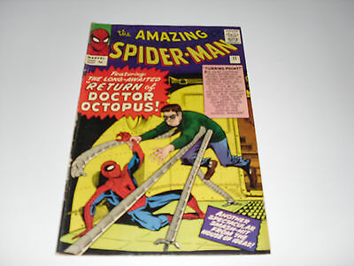 Amazing Spider-Man 11  : VG/FN