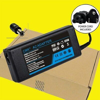 Laptop AC Adapter Charger Power Supply cord for Toshiba PA3083U 15 V Tecra 9000