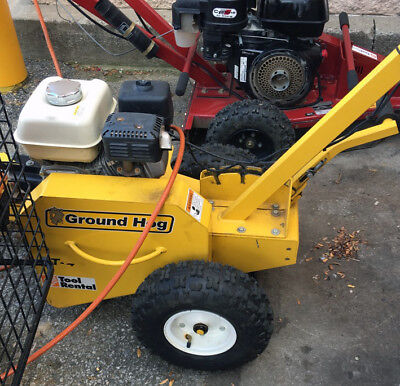 Ground Hog T-4 Mini Trencher