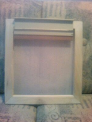 Silk Screen Frame for Screen Printing 10x13 with 140 High Quality Mesh
