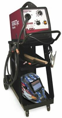 FIREPOWER 135 AMP MIG Welder Kit with Cart and Helmet FR1444-0346