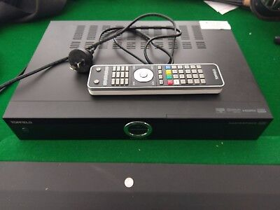 Topfield TRF 2400 Receiver (500 GB) Receiver