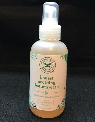 The Honest Company Soothing Bottom Wash - 5 oz Exp 09/17