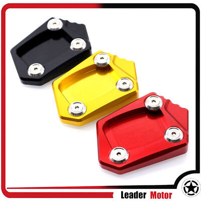 For HONDA NC700 S/X NC700D Integra Side Kickstand Stand Extension Support Plate