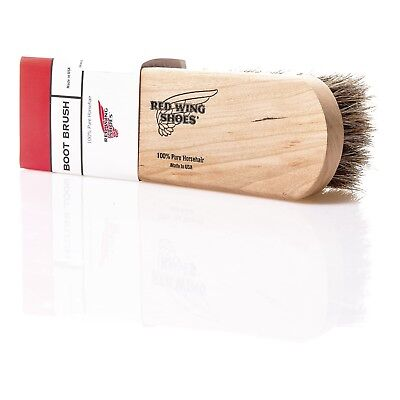 RED WING Polish Brush (Rosshaar) Made in USA