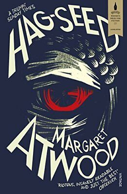 Hag-Seed by Margaret Atwood New Paperback Book