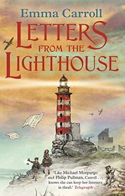 Letters from the Lighthouse by Emma Carroll New Paperback Book