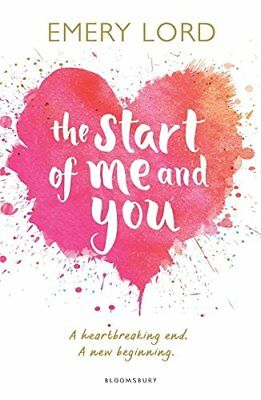 The Start of Me and You: A Zoella Book Club 201 by Emery Lord New Paperback Book