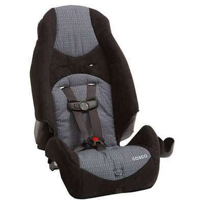 Cosco Highback 2-in-1 Adjustable Belt 5-Point Booster Car Seat, Link | Open Box