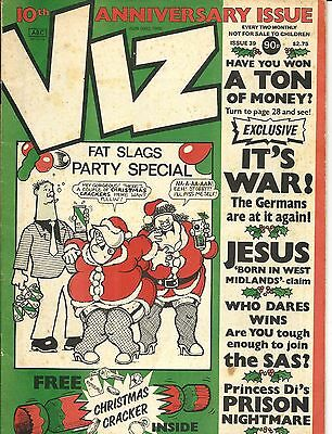 VIZ # 39 (10th ANNIVERSARY ISSUE, DEC/JAN 1989/90)