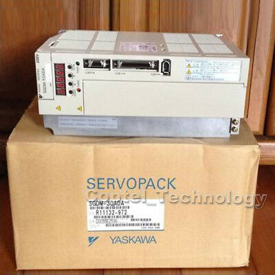 1PC New in Box YASKAWA AC Servo Drive SGDM-30ADA 200V 3PH AC Output 24A 3KW