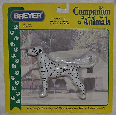 Breyer~2000-06~Dog~Dalmatian~Companion Animal~NEW
