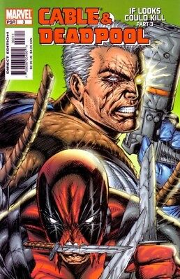 Cable & Deadpool (2004) #   3 (9.0-NM)