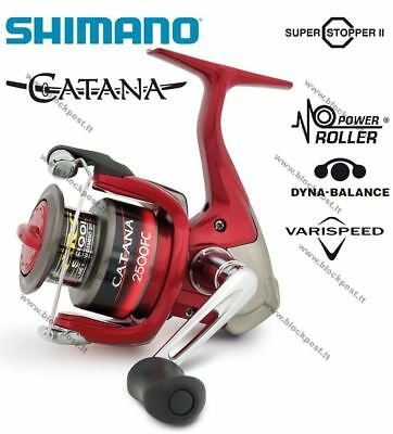 SHIMANO Catana FC  Spinnir reel , Different size