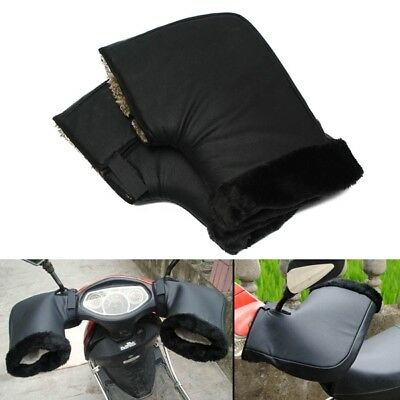 Waterproof Motorcycle Winter Warm Protective Thermal Handle Bar Gloves
