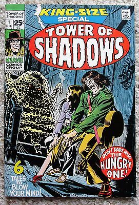 Tower Of Shadows King Size Special #1 - Neal Adams - Nm