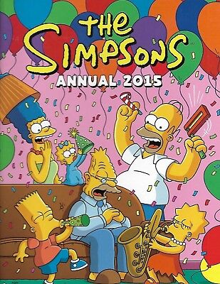 The Simpsons - Annual 2015  by Matt Groening