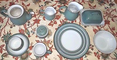 AUTHENTIC Denby Regency Green Various Pieces Available **Individually priced**