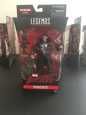 Knights Legends series Punisher, 6-inch-NEW IN BOX!