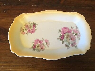 Vintage English Pottery Old Foley Kendall Plate