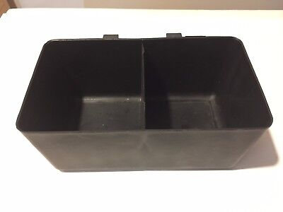 Pet Travel Food Water Dish Container Dog Cat Rabbit Chicken Animal Crate Carrier