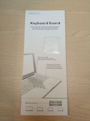 Silicone Keyboard Guard for Macbook Pro 13'15' w or w/o Touchbar (spill proof)